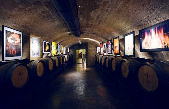 The Ultimate Tasting Class en las Caves du Louvre