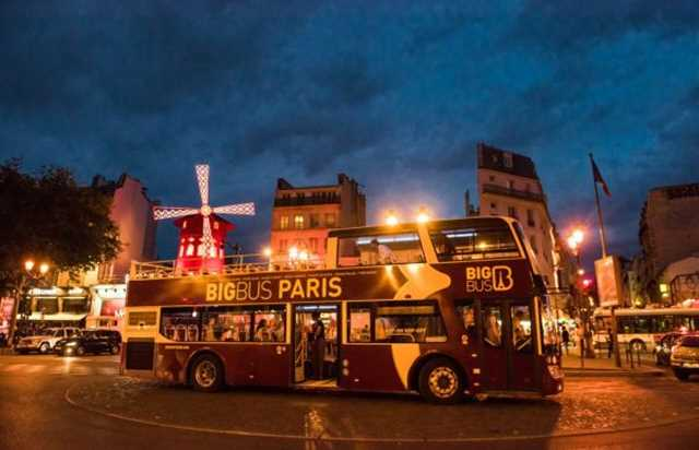 Tour nocturno - Big Bus