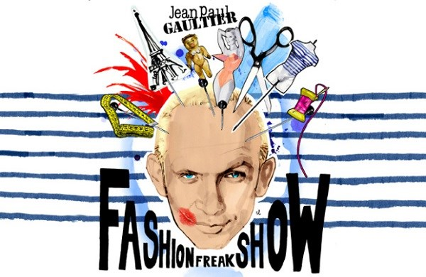 Fashion Freak Show por Jean Paul Gaultier