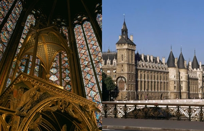 Conciergerie y Sainte-Chapelle (billete doble)