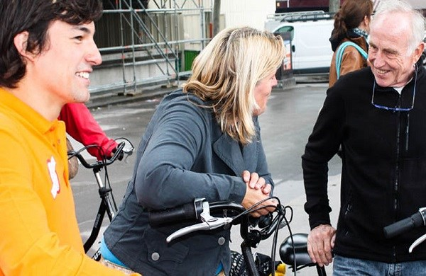 Tour en bicicleta « Paris Secreto »